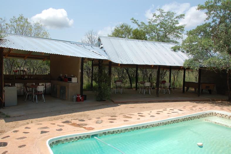 Communal Pool - Bush Camp